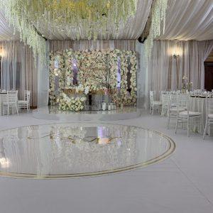 Весіля у Гостевії - Банкетна зала